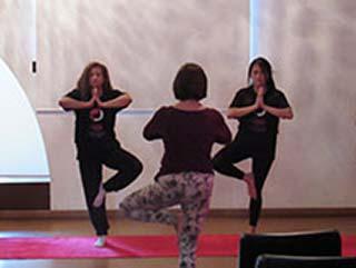 Yoga para pospenados