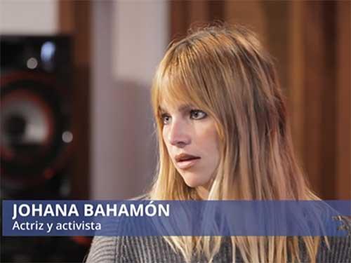 Fuerza Latina con Johana Bahamón